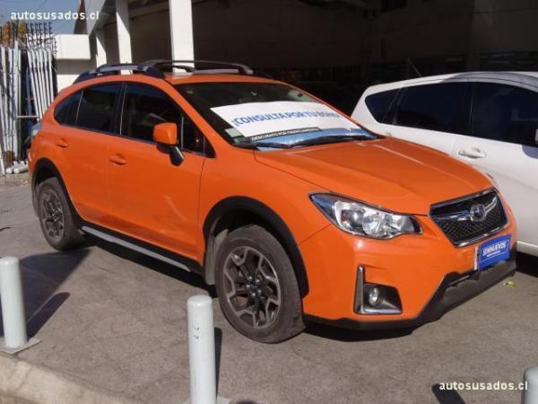 Subaru XV CVT LIMITED año 2016