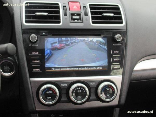 Subaru XV WD AT 2.0I año 2016
