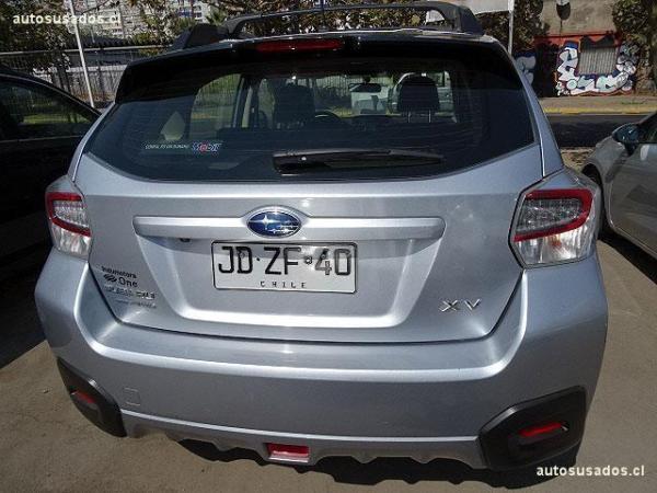 Subaru XV 2.OI AWD CVT LIMITED 16MY año 2017