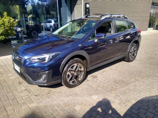 Subaru XV 2.0 AT AWD año 2018