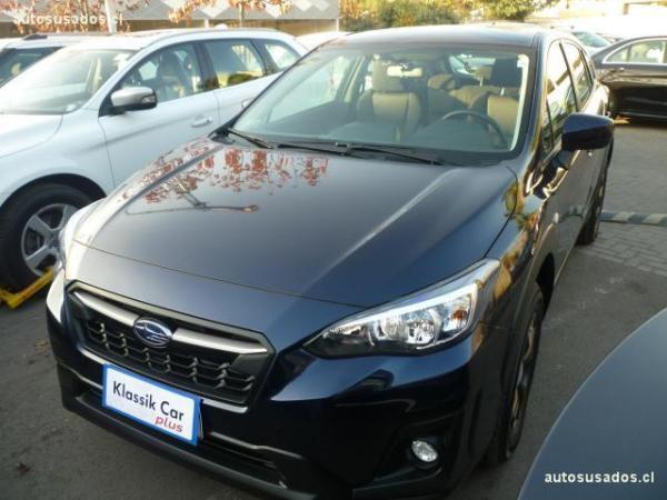 Subaru XV 1.6 awd año 2018