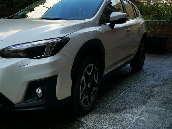 Subaru XV NEW XV 2.0i CVT LIMITED año 2019