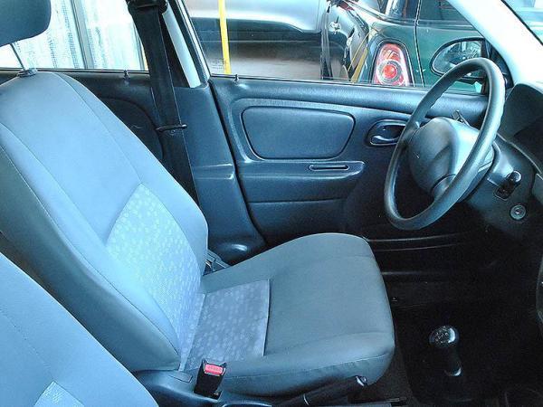 Suzuki Alto GL2 año 2012
