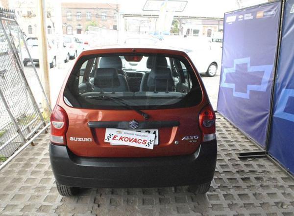Suzuki Alto GL año 2012