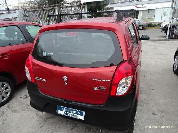 Suzuki Alto GL 800 año 2013
