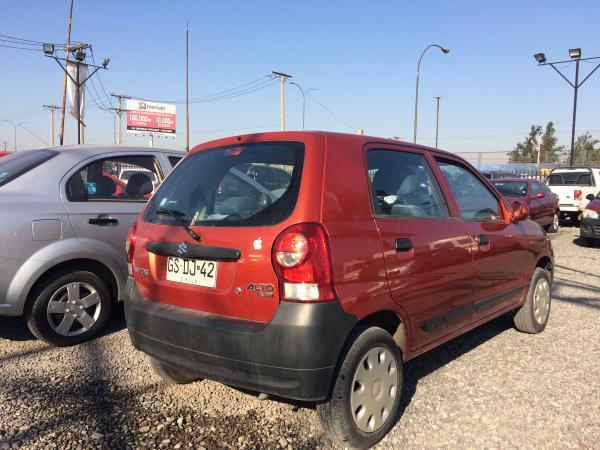Suzuki Alto DLX 800 año 2014