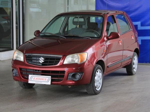 Suzuki Alto K10 DLX HB 1.0 año 2014