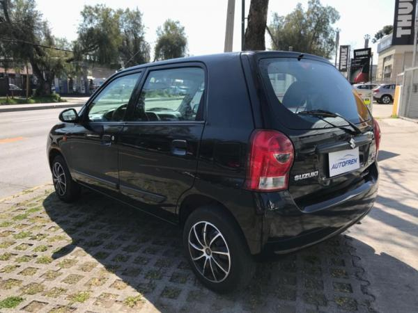Suzuki Alto k10 año 2014