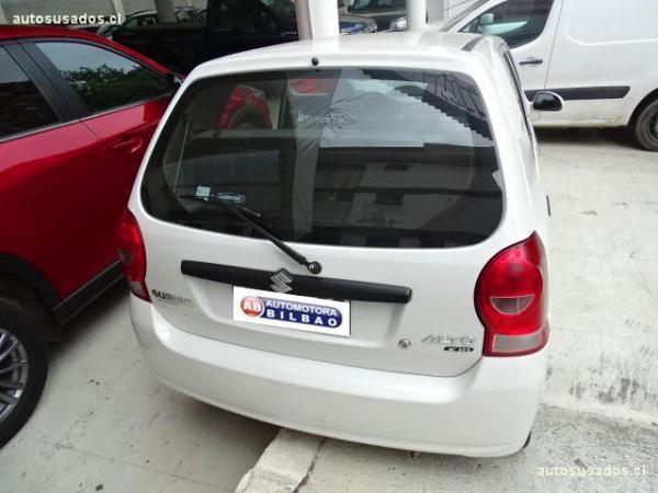 Suzuki Alto K10 año 2015