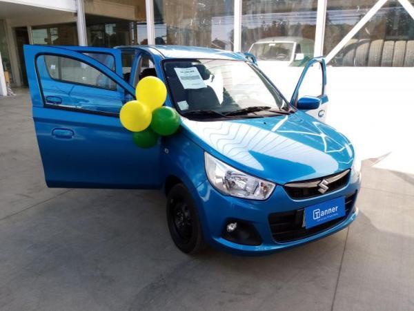 Suzuki Alto K10 glx hb año 2018