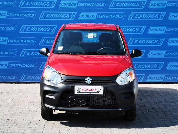 Suzuki Alto GL año 2020