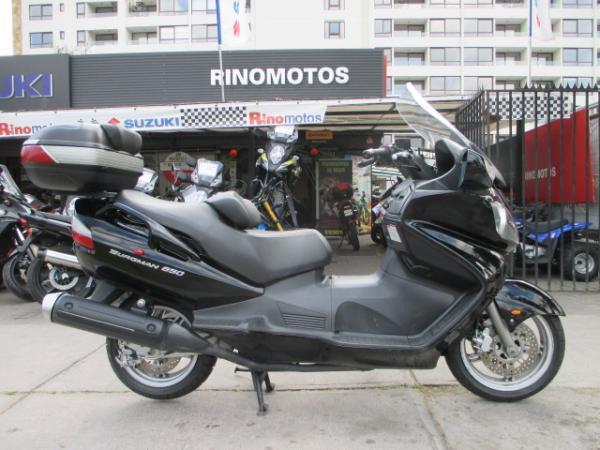 Suzuki AN650  año 2009