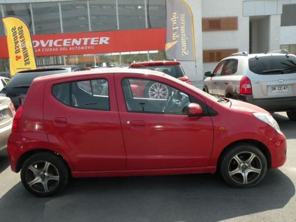 Suzuki Celerio CELERIO GLX 1.0 año 2011