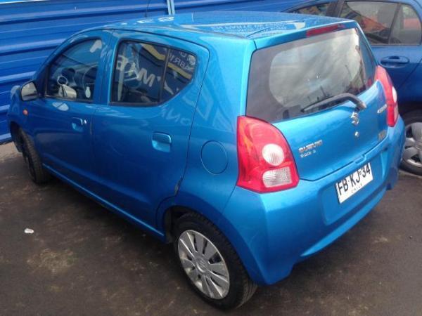 Suzuki Celerio CELERIO GLX HB 1.0 año 2012