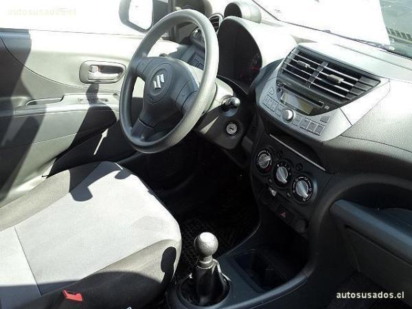 Suzuki Celerio  año 2013