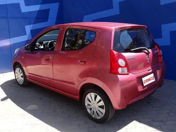 Suzuki Celerio 1.0 año 2013