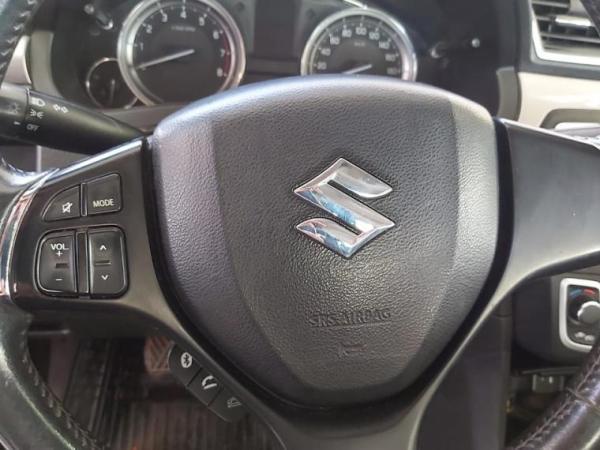 Suzuki Ciaz 1.4 año 2016