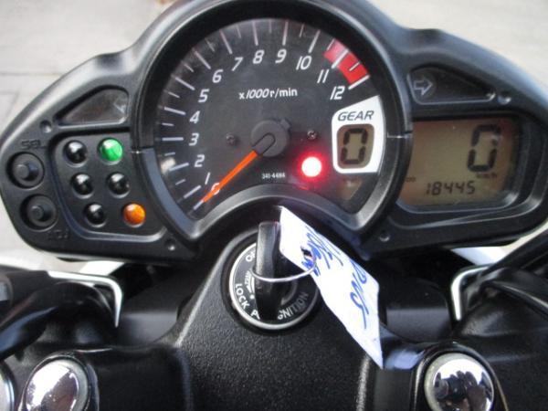 Suzuki Gladius SFV650 ABS  año 2014