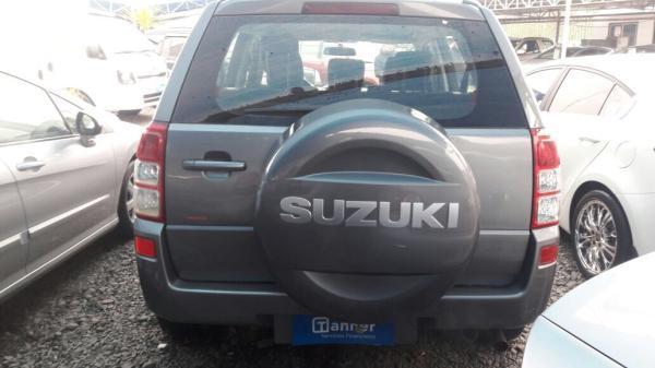 Suzuki Grand Nomade 4x4 año 2006