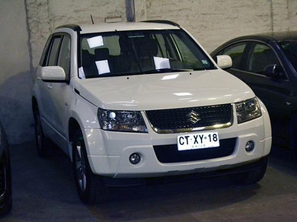 Suzuki Grand Nomade GLX año 2011