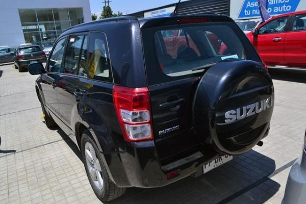 Suzuki Grand Nomade Grand Nomade Glx Sport 2. año 2012