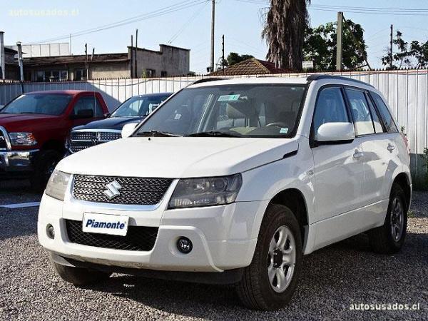 Suzuki Grand Nomade 2.0 año 2012