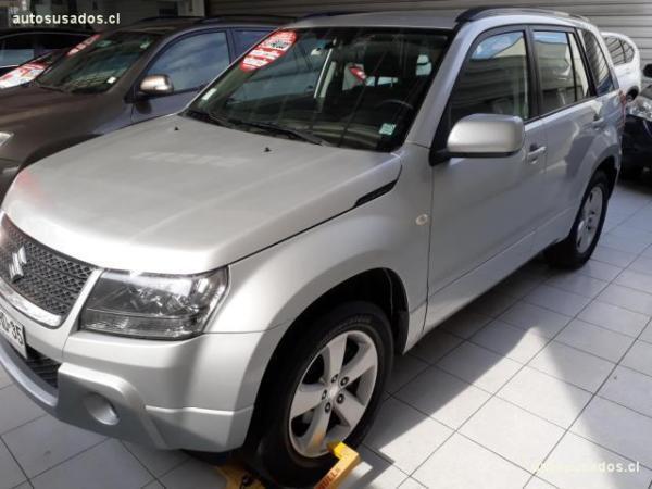 Suzuki Grand Nomade  año 2012
