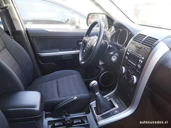 Suzuki Grand Nomade 2.0 año 2014