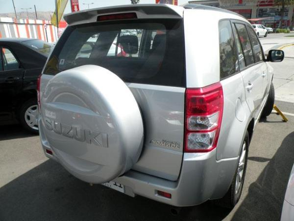 Suzuki Grand Nomade Grand Nomade Glx Sport 2. año 2015
