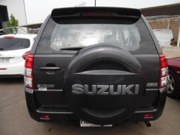 Suzuki Grand Nomade  año 2015