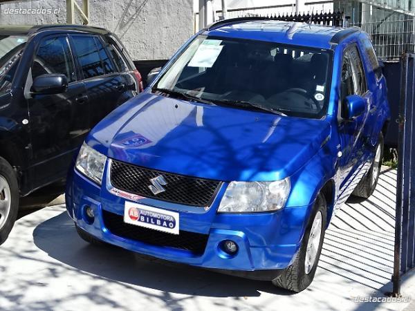 Suzuki Grand Vitara 1.6 año 2007