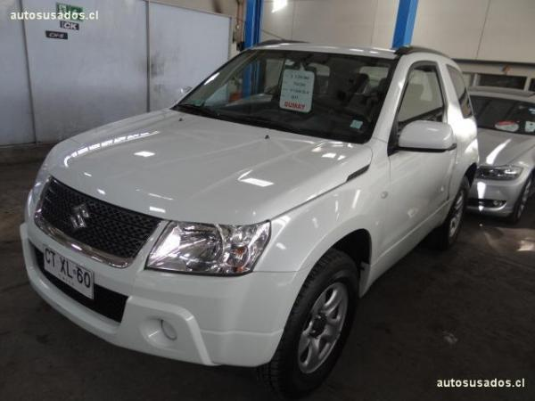 Suzuki Grand Vitara GLX 4x4 1.6 año 2011