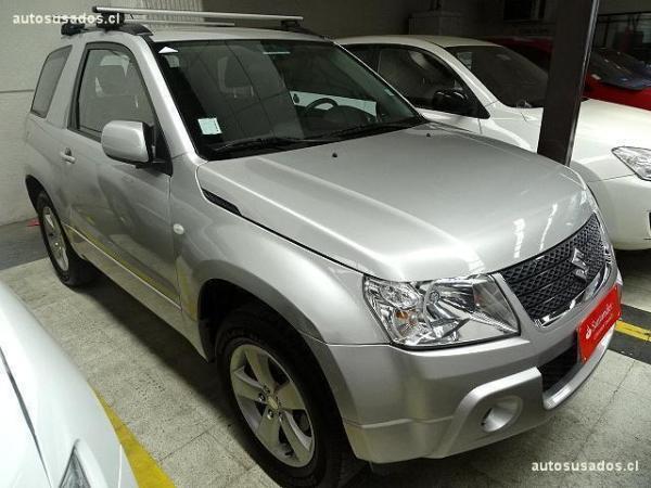 Suzuki Grand Vitara  año 2012