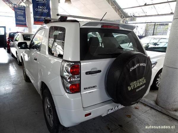 Suzuki Grand Vitara  año 2013