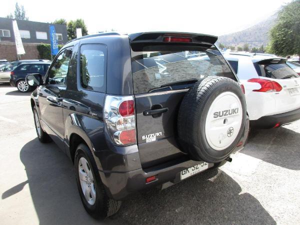 Suzuki Grand Vitara GLX 1.6 año 2014