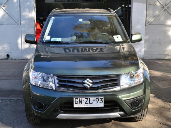 Suzuki Grand Vitara GLX SPORT 4X4 año 2015