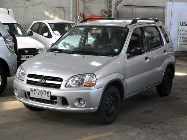 Suzuki Ignis 1.3 AT año 2005