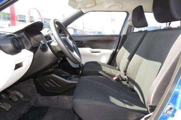Suzuki Ignis GL año 2018
