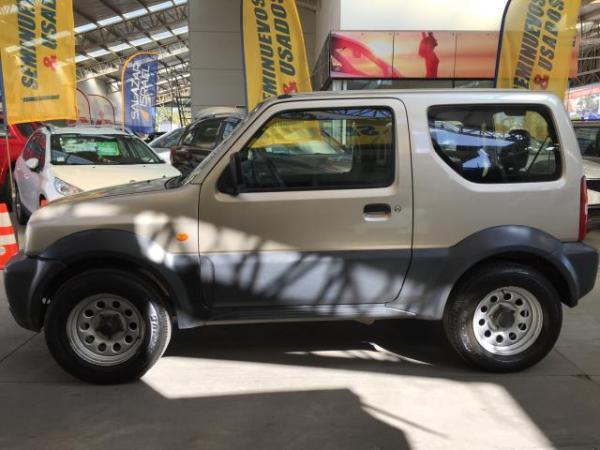 Suzuki JIMNY JIMNY JX 1.3 año 2008