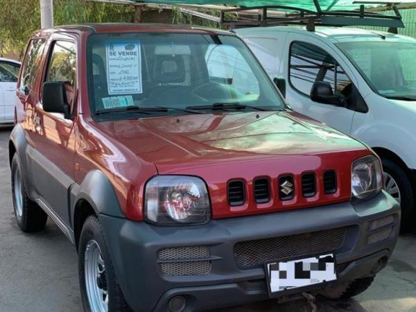 Suzuki JIMNY JLX año 2012