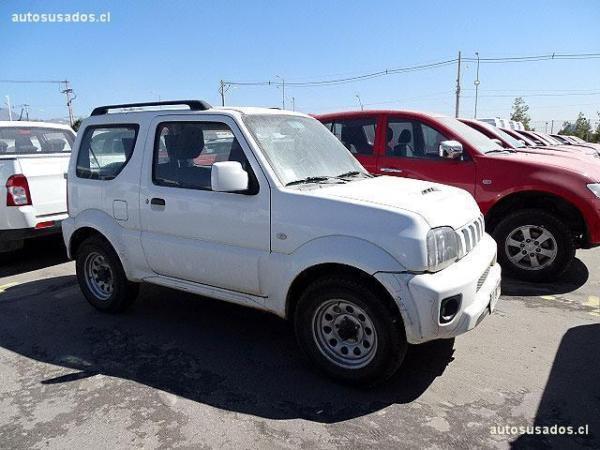 Suzuki JIMNY 1.3 año 2013