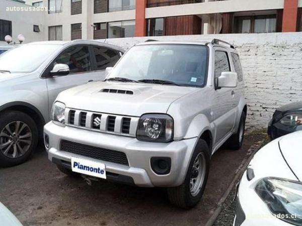 Suzuki JIMNY 1.3 4X4 año 2013