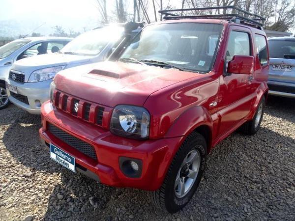 Suzuki JIMNY JLX año 2014