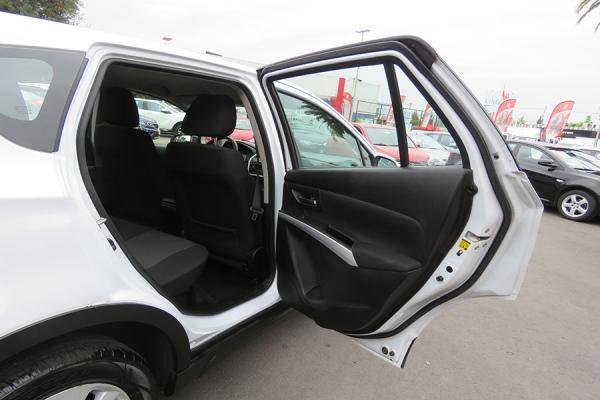 Suzuki S Cross GL año 2015