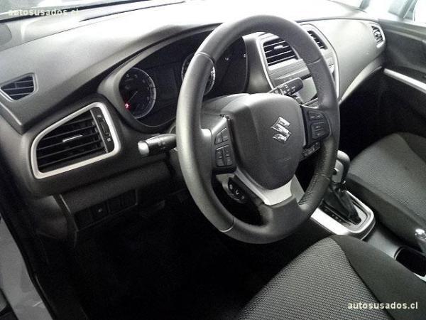 Suzuki S Cross  año 2016