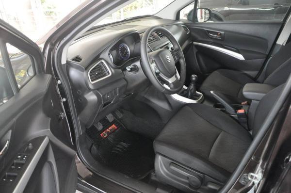 Suzuki S Cross -GPS-- año 2016