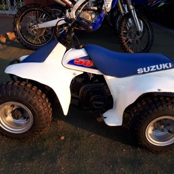 Suzuki Suzuki LT50 600.000 año 2005