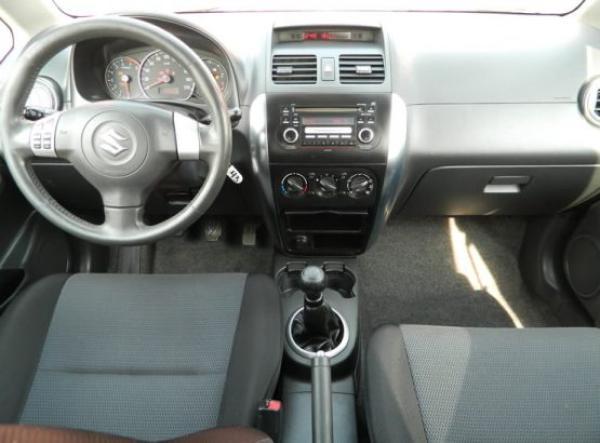 Suzuki Suzuki SX4 GLX año 2009