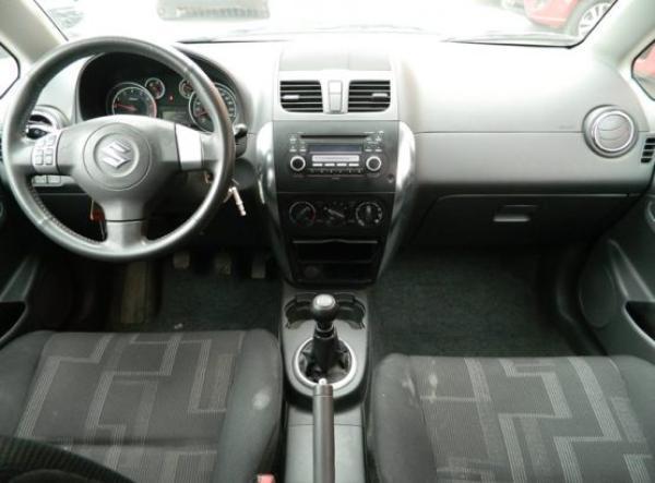 Suzuki Suzuki SX4 CROSSOVER año 2011