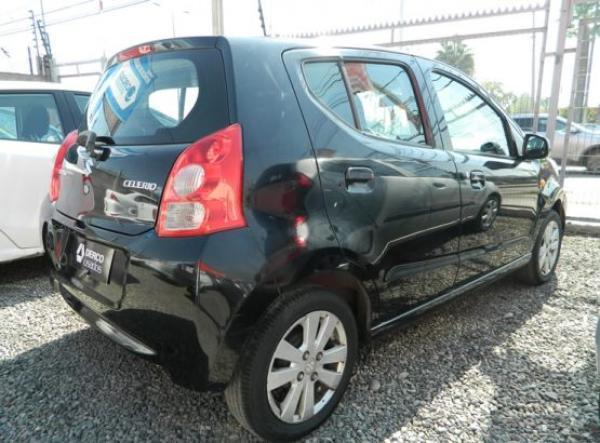 Suzuki Suzuki CELERIO GLX año 2012